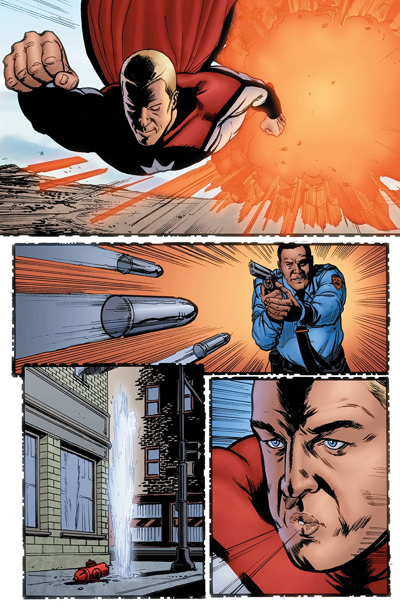 Irredeemable #21