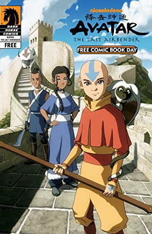 Avatar Free Comic Book Day 2011