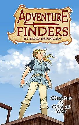 Adventure Finders #4