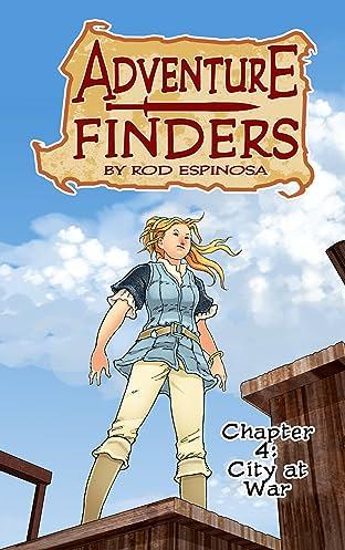 Adventure Finders No.4