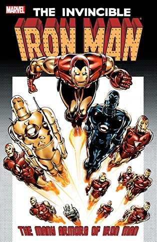 Iron Man: Many Armors Of Iron Man
