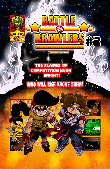 Battle Brawlers #2