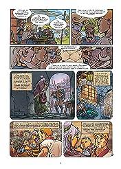 Marlysa Vol. 17: Le Crépuscule du masque