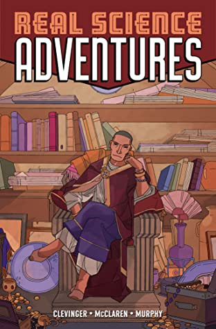 Real Science Adventures: The Nicodemus Job #5