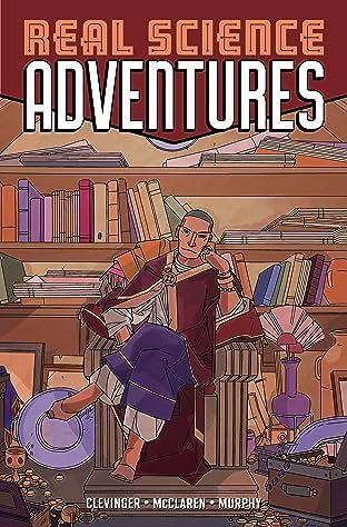 Real Science Adventures: The Nicodemus Job No.5