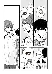 SUPER NATURAL (Yaoi Manga) Vol. 1