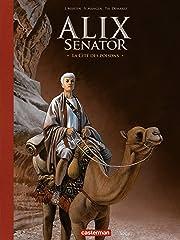 Alix Senator Vol. 8: La Cité des poisons (luxe)
