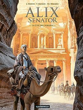 Alix Senator Vol. 8: La Cité des poisons