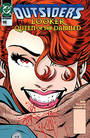Outsiders (1993-1995) #10