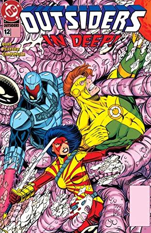 Outsiders (1993-1995) #12