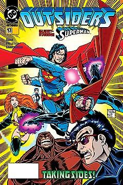 Outsiders (1993-1995) #13
