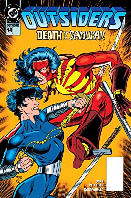 Outsiders (1993-1995) #14