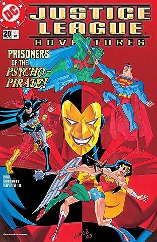 Justice League Adventures (2001-2004) #20