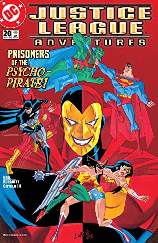 Justice League Adventures (2001-2004) #20