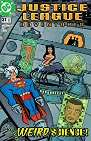 Justice League Adventures (2001-2004) No.21