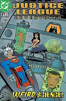 Justice League Adventures (2001-2004) #21