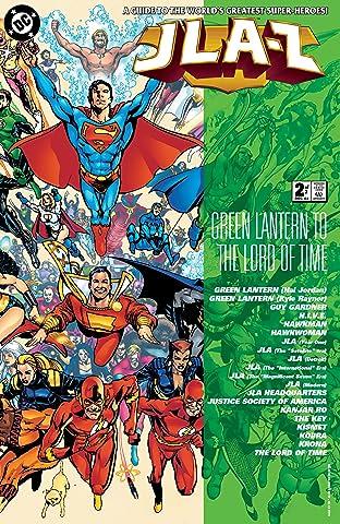 JLA-Z (2003-2004) #2