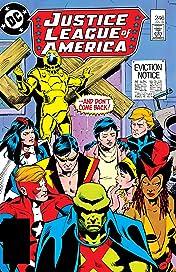 Justice League of America (1960-1987) #246