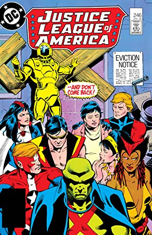Justice League of America (1960-1987) #246