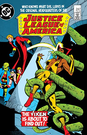 Justice League of America (1960-1987) #247
