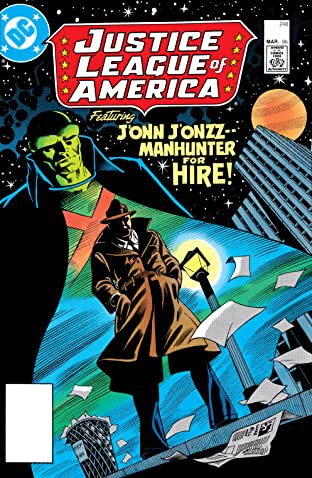 Justice League of America (1960-1987) #248