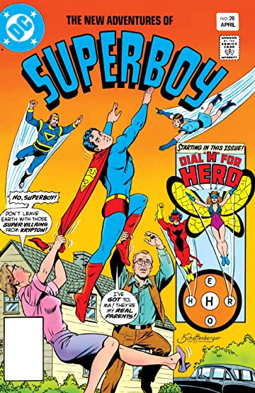 New Adventures of Superboy (1980-1984) #28