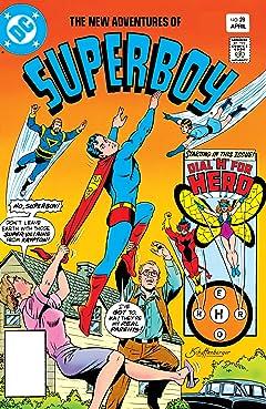 New Adventures of Superboy (1980-1984) #28