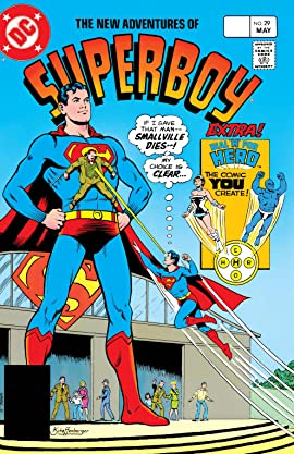 New Adventures of Superboy (1980-1984) #29