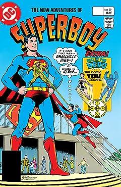 New Adventures of Superboy (1980-1984) #29