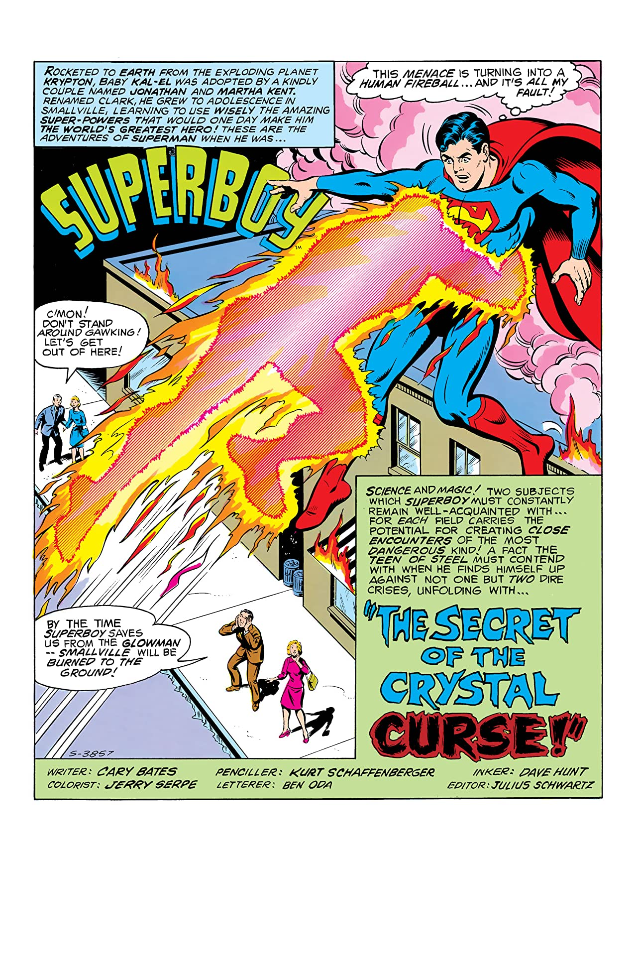 New Adventures of Superboy (1980-1984) #30