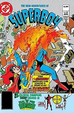 New Adventures of Superboy (1980-1984) #30