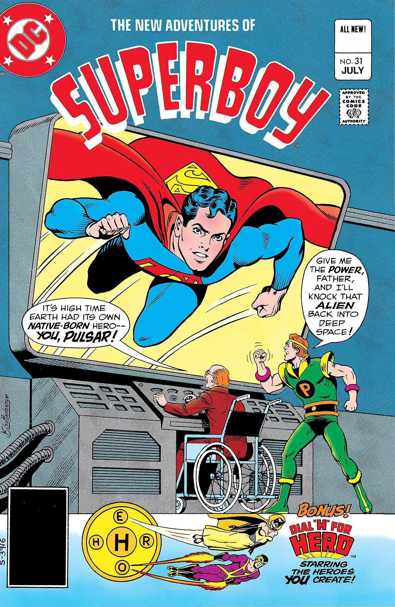New Adventures of Superboy (1980-1984) #31