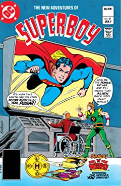 New Adventures of Superboy (1980-1984) #31