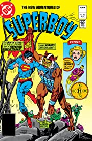 New Adventures of Superboy (1980-1984) #32