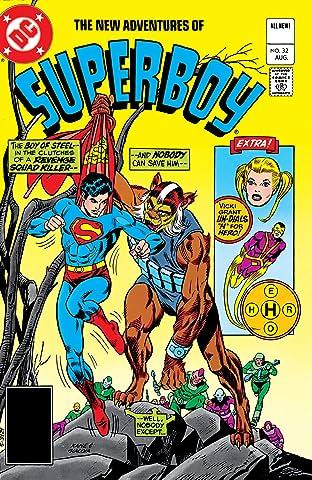 New Adventures of Superboy (1980-1984) No.32