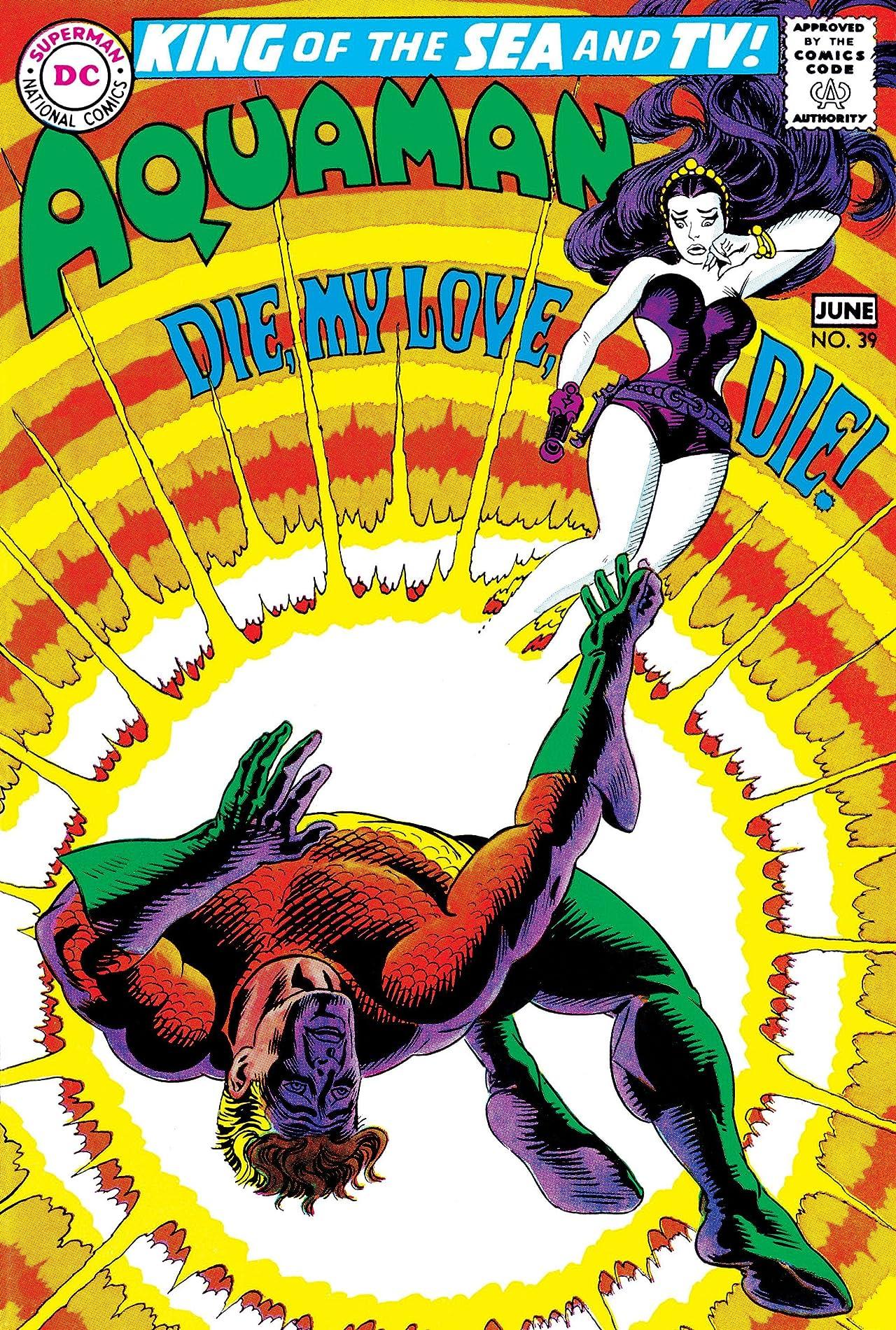 Aquaman (1962-1978) #39