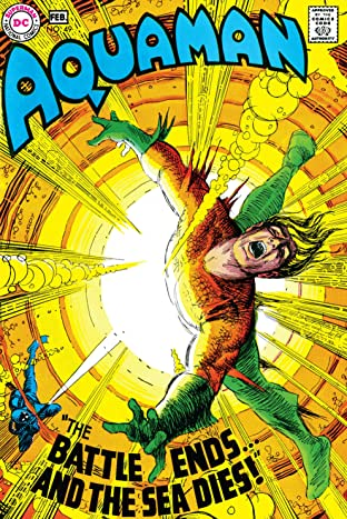 Aquaman (1962-1978) No.49