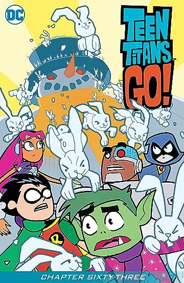 Teen Titans Go! (2013-) #63