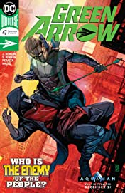 Green Arrow (2016-2019) #47