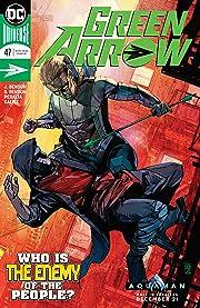 Green Arrow (2016-2019) #47