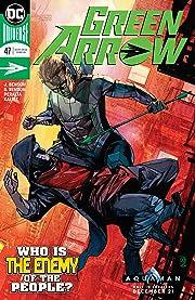 Green Arrow (2016-) #47