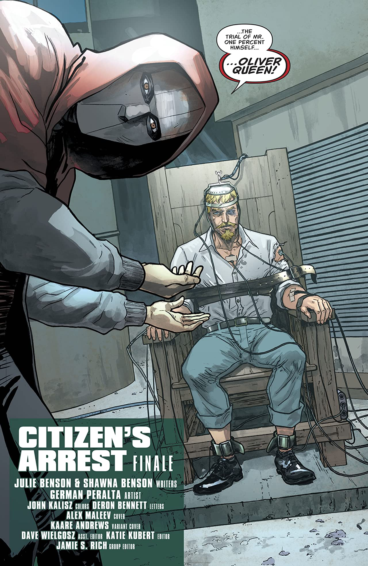Green Arrow (2016-) #47