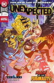 The Unexpected (2018-) #7