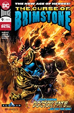 The Curse of Brimstone (2018-2019) #9