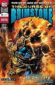 The Curse of Brimstone (2018-) #9