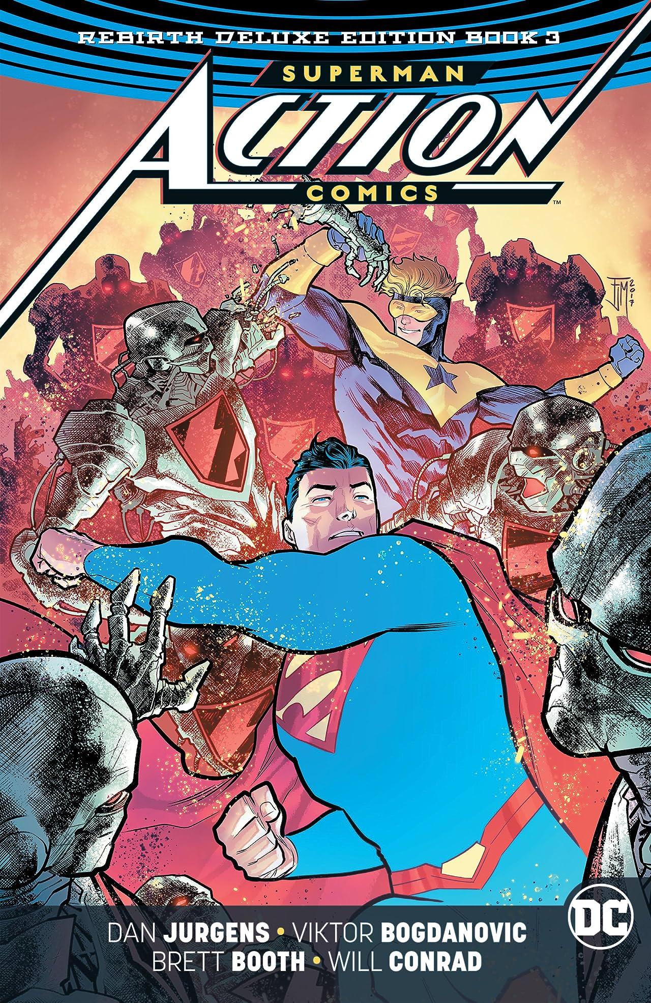Superman - Action Comics (2016-): The Rebirth - Deluxe Edition: Book 3