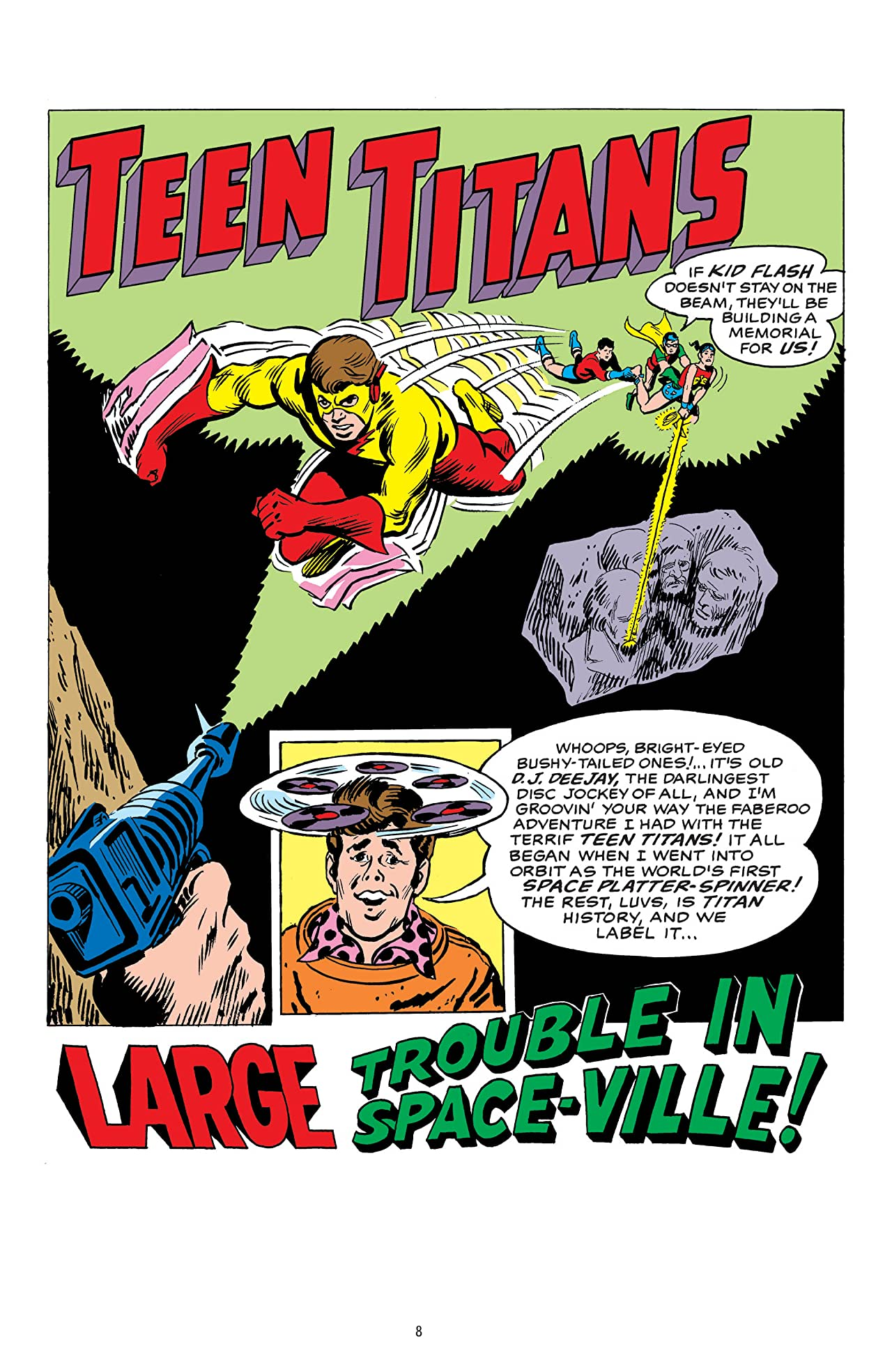 Teen Titans: The Silver Age  Vol. 2