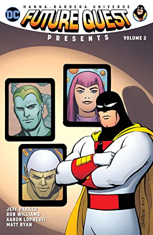 Future Quest Presents (2017-2018) Tome 2