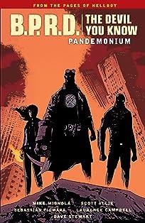 B.P.R.D.: The Devil You Know Tome 2: Pandemonium