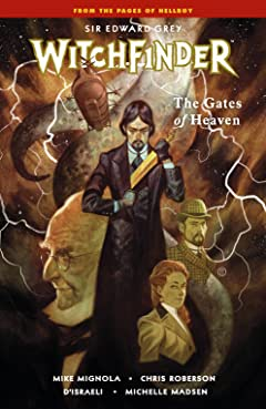 Witchfinder Vol. 5: The Gates of Heaven